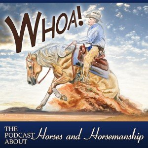 Whoa Podcast about Horses and horsemanship