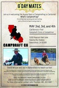 Bakersfield Campdraft CA
