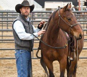 kenny Lawson cowboy mounted shooting
