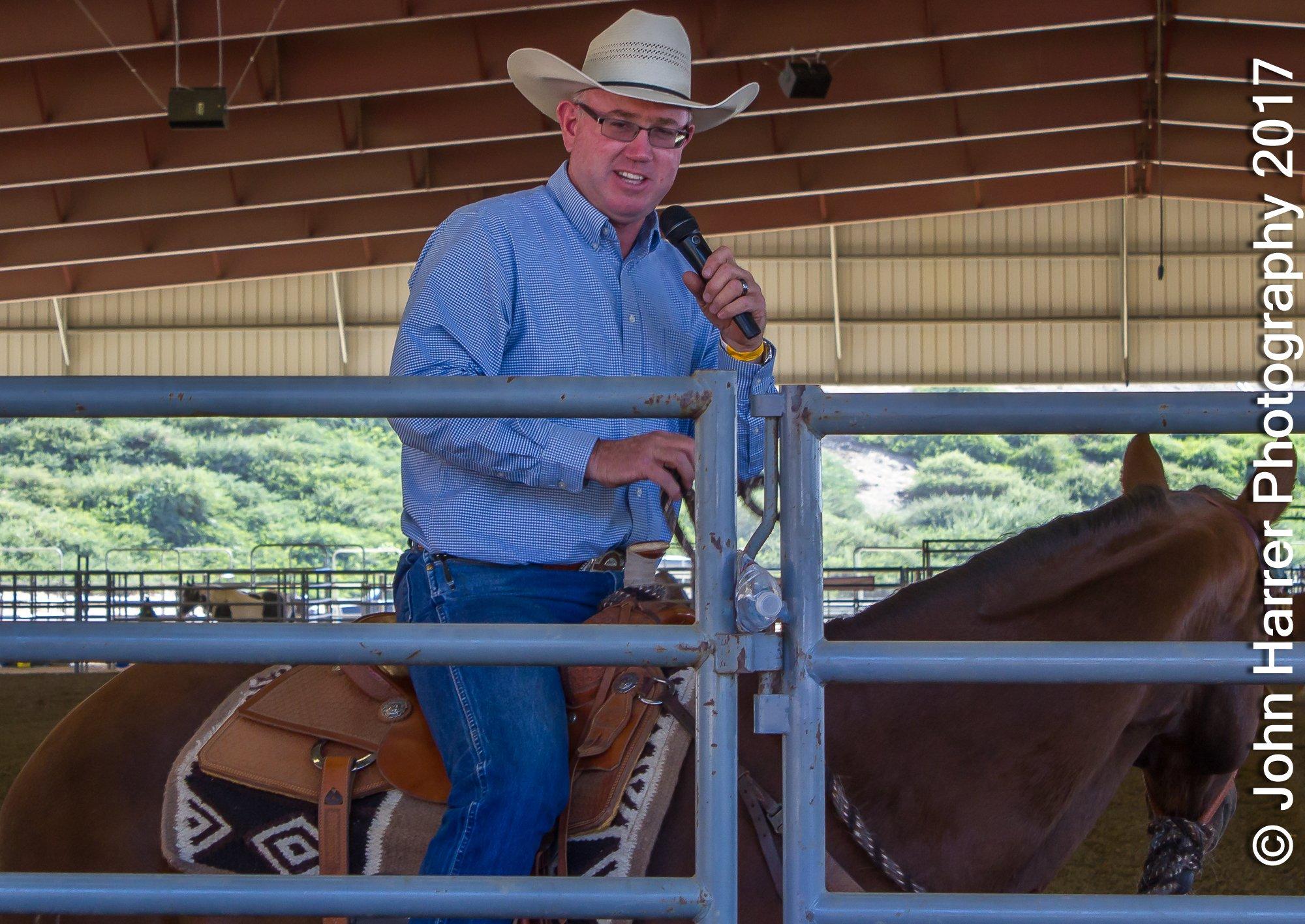 Matt Sheridan Norco Horse Affair