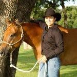 Magen Warlick Horsewoman EXCA Champion