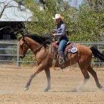 Adriane DeWolfe Horsewoman EXCA Racer